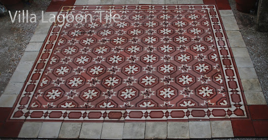 Hidden Treasures — Old Cement Tile Floors - Cement Style