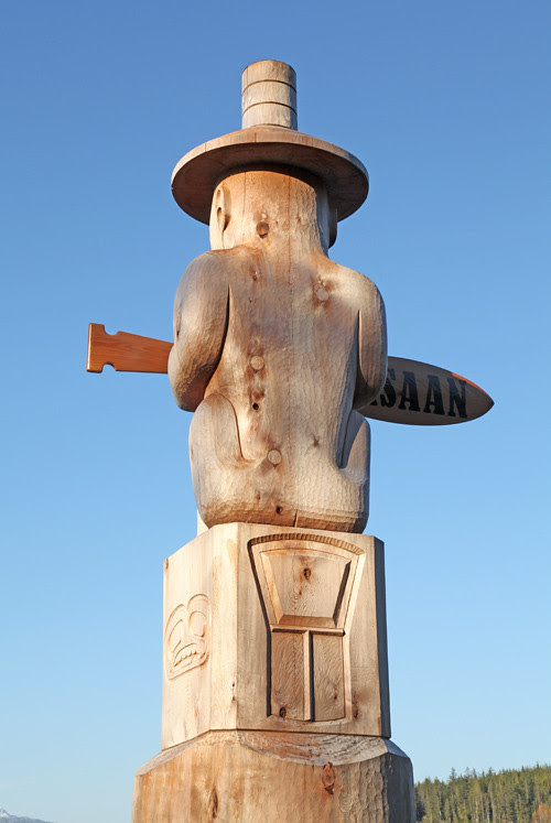 watchman, Kasaan, Alaska