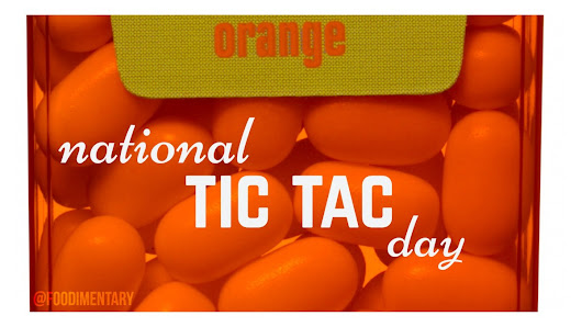 October 10th is National Tic Tac Day!