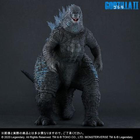 10 Inch Tall 2019 Ric Godzilla Led Light Up X Plus 25cm Series Shonen My Collectible Collections