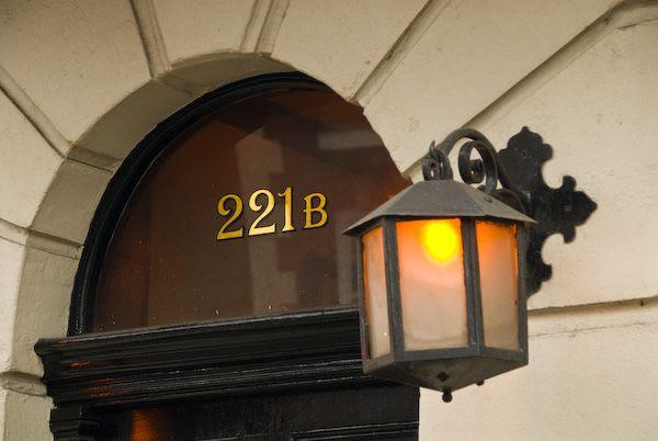Výsledek obrázku pro london 221b baker street