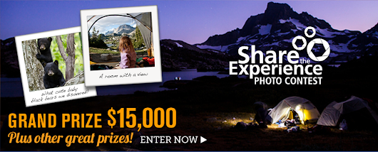 Share the Experience Photo Contest