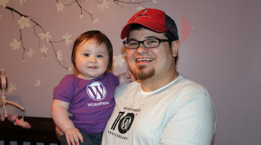 Happy 10th Birthday WordPress - Unscripted Labs