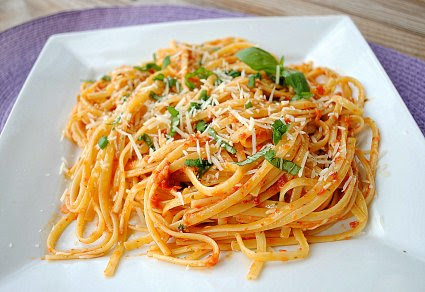 National Linguine Day and Enjoy