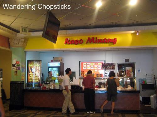 Raso Minang - West Covina 1