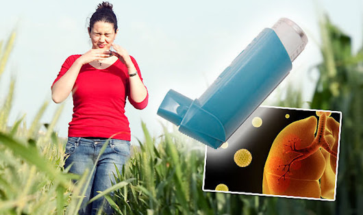 Asthma UK warning: Warmer weather brings higher risk of attacks