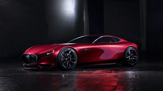 Mazda RX-9 could be a 400-hp, 2,900-pound coupe due in 2019
