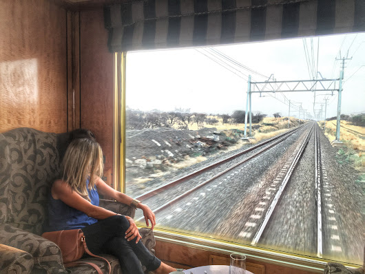 Aboard The Blue Train in South Africa | The Wanderlust Effect