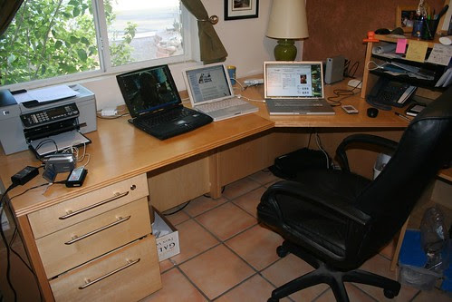 Leasing an office can be expensive which is why many people work from home and use virtual offices to take care of their admin