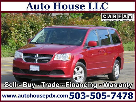 2011 Dodge Grand Caravan Mainstreet - Auto House LLC - Used Car Dealership - Portland OR