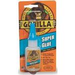 Gorilla Glue 131696 Gorilla Super Glue 15G Bottle-