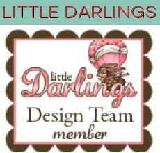 DT Little Darlings Rubber Stamps