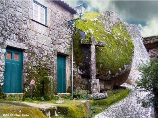 Monsanto: Εντυπωσιακό χωριό χτισμένο ανάμεσα σε βράχους (4)