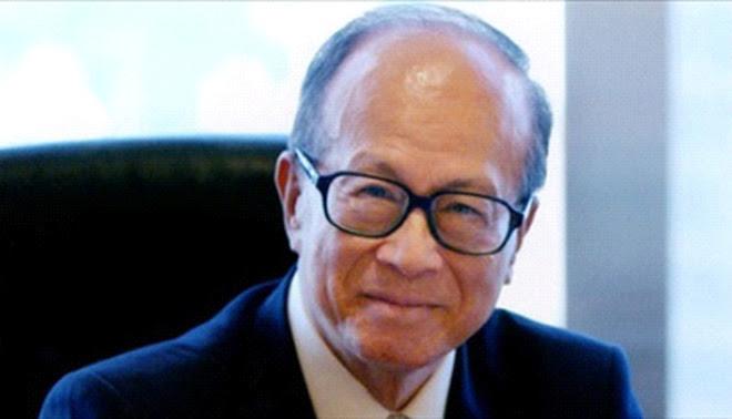 Tỉ phú Hong Kong Lý Gia Thành và những bài học kinh điển