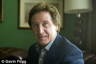 Rock drummer Kenney Jones has played in The Faces and The Who