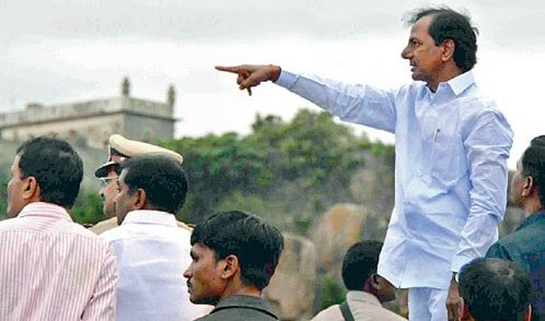 Peerless Leader…Fearless Fighter | Mission Telangana