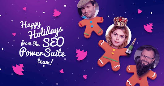 Happy 2018 from the SEO PowerSuite team!