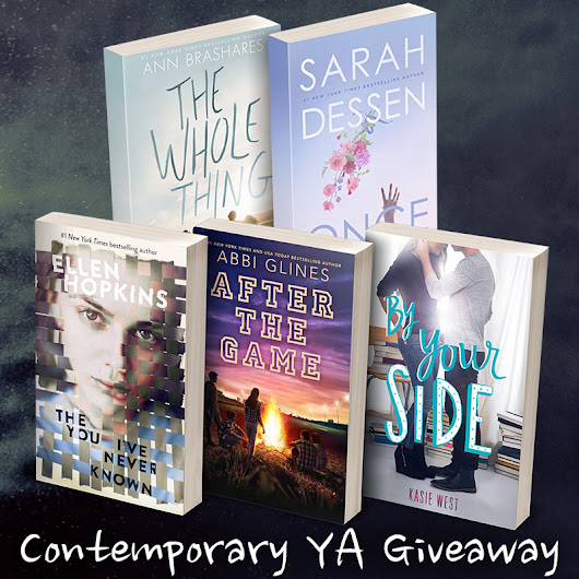 Contemporary #YAlit Giveaway