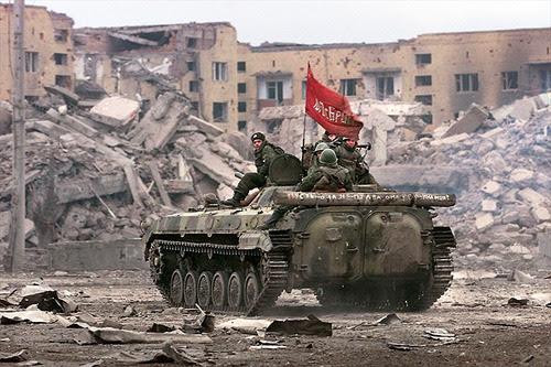 La Segunda Guerra de Chechenia (1999-2000) encumbró a Vladimir Putin y recuperó Chechenia para Rusia.