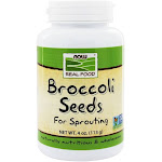 NOW Foods Broccoli Seeds 4 oz.
