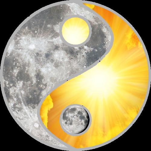 Moon Sun Yin Yang