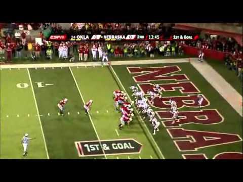 Nebraska vs. Oklahoma - 2009 Highlights