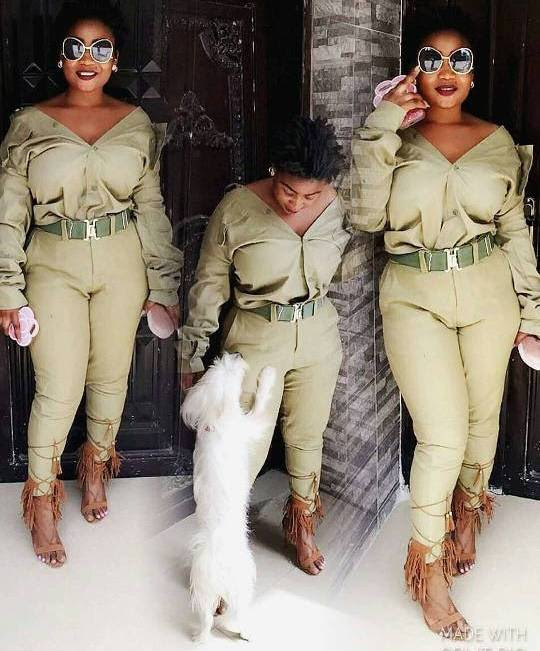 They Are Getting More Creative With The NYSC Uniform [See Photos]