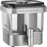 KitchenAid - KCM4212SX Cold Brew Coffee Maker - Brushed Stainless Steel