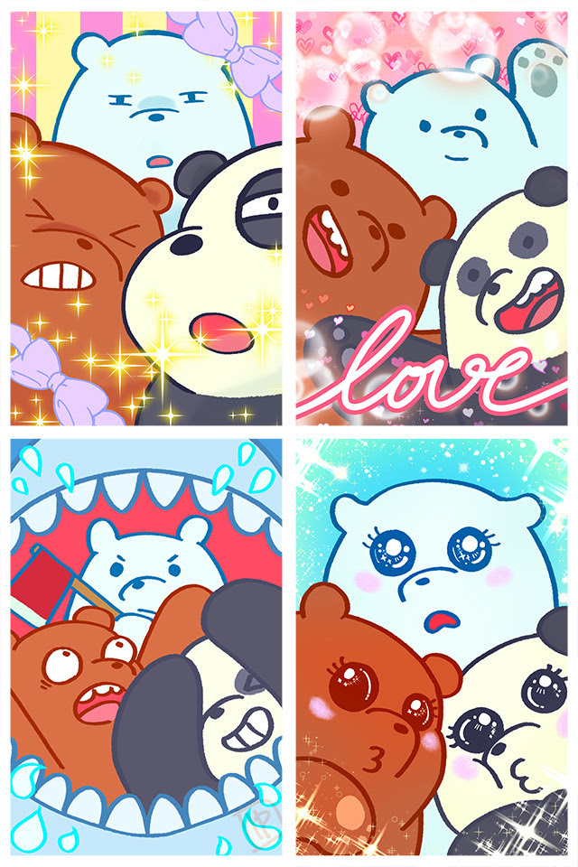 bearies and photo booths!