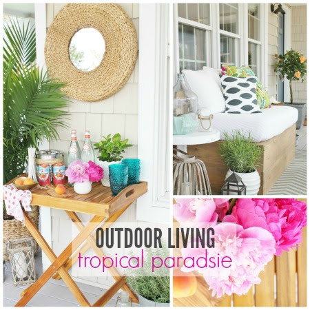 Love For Outdoors & Giveaway - City Farmhouse