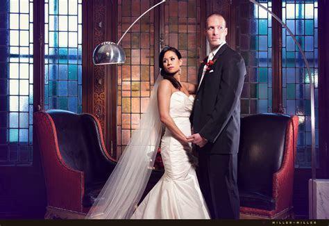 Chicago Wedding Photographer Blackstone Hotel   Matt