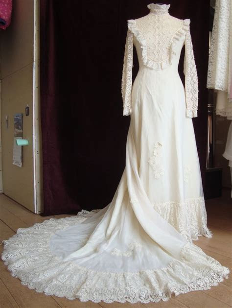 The Dunnavin Heirloom Wedding Gown. This gown brings good