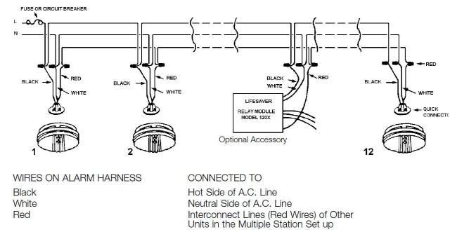 Wiring Diagram Fire Alarm