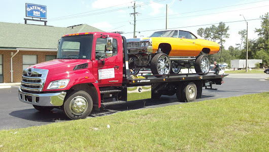 Towing Services Lake City Florida 24 Hour | Bryant's Towing