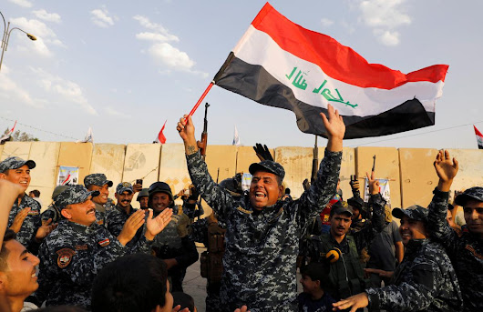 Iraq: Iraq declares final victory over Islamic State (IS) » Wars in the World