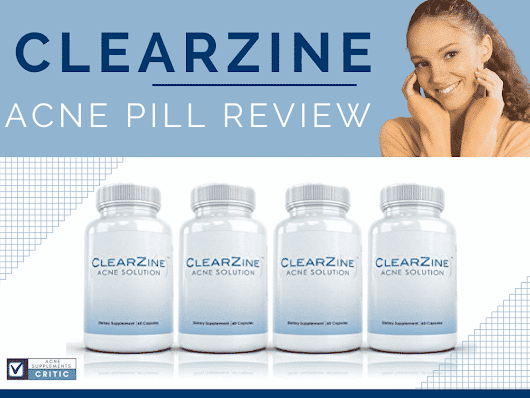 Clearzine Review- What Ingredients Give Side Effects? | Acne Supplements Critic