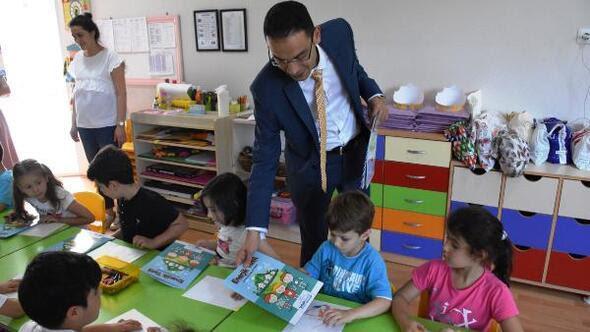 Bursa Haberleri çocuklar Için Enerjik Tatil Etkinlik Ve Boyama