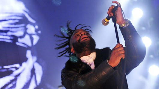 Young Fathers - Rain Or Shine at BBC 6 Music Festival 2015, 2015, The 6 Music Festival - BBC Radio 6 Music