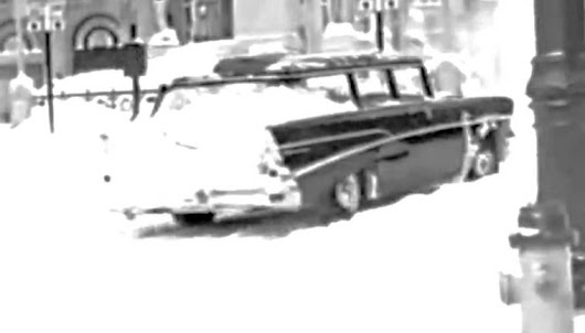 Blizzard of 1958 Brings Automobiles to a Halt in Philadelphia | The Old Motor