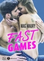 Couverture Fast games Editions Addictives (Luv) 2017