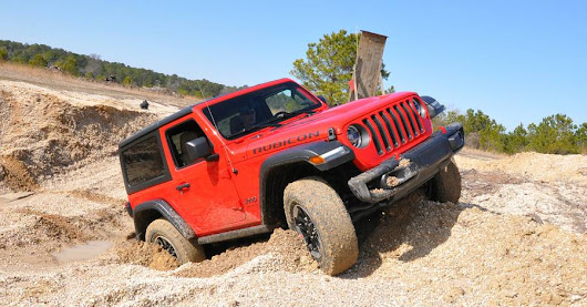 2018 Jeep Wrangler Rubicon: A Superhero Looking for a Mission - WSJ