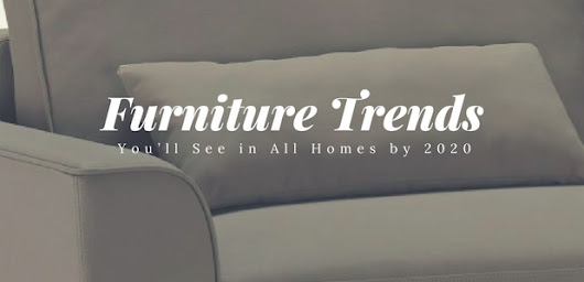 Furniture Trends You'll See in All Homes by 2020 - Expand Furniture - Folding Tables, Smarter Wall Beds, Space Savers