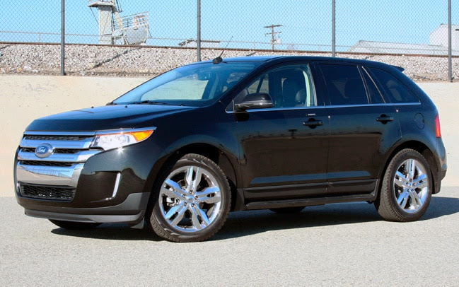 2011 Ford Edge EcoBoost First Drive - Motor Trend