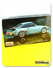 Kit 1/24 Fujimi - Porsche 911 Flat Nose - maqueta de plastico