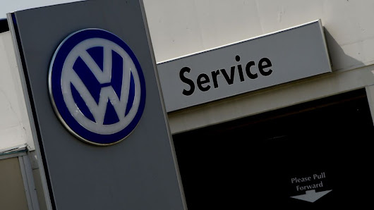 VW failure to compensate UK owners 'deeply unfair' - BBC News