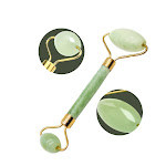 Double Natural Head, Facial Massage Roller, Jade Face Slimming Body /Head /Neck Nature Device