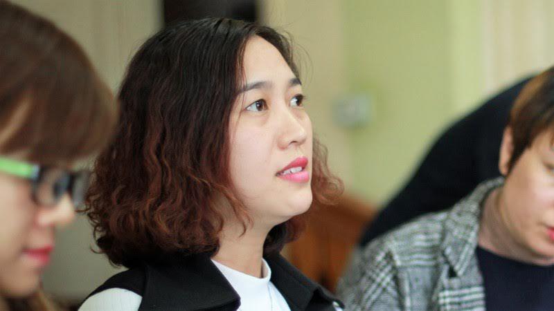 học sinh gãy chân, tiểu học nam trung yên, học sinh tiểu học,Tạ Thị Bích Ngọc