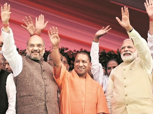 Popularity, charisma and RSS: Yogi Adityanath, a choice cloaked in secrecy