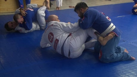 Canadian jiu-jitsu championship cancelled because sport violates Criminal Code