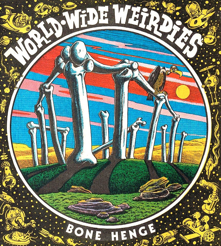 Ken Reid - World Wide Weirdies 126